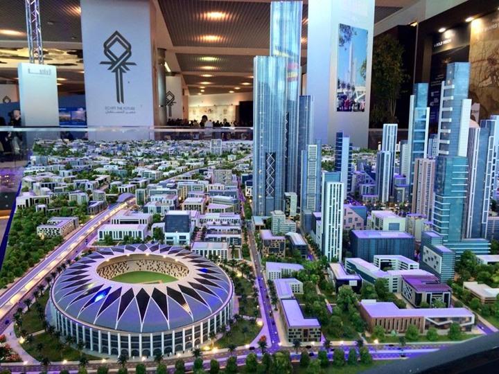 العاصمة الإدارية الجديدة The New Capital