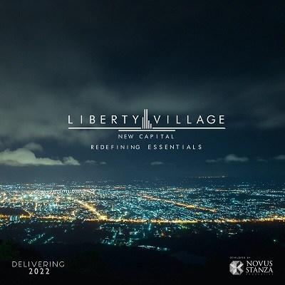 ليبرتى فيلدج العاصمة الإدارية الجديدة Liberty Village New Capital