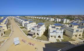 قرية تيبا روز الساحل الشمالي